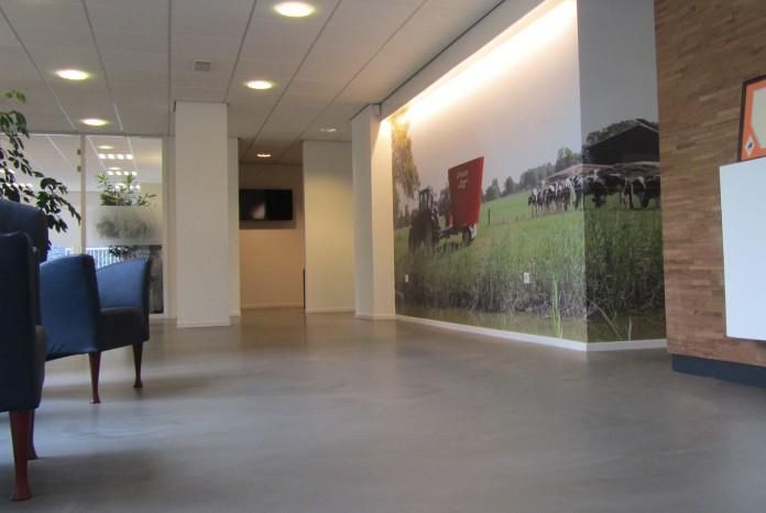 Betonlook Pvc Vloer : Op zoek naar een vloer voor uw bedrijf